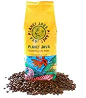Planet Java Espresso Italia Dark Roast Coffee Beans (1 kilo)