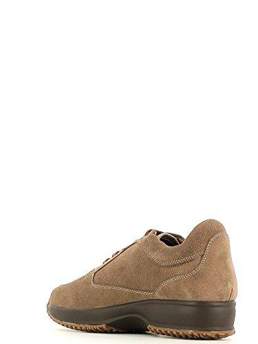 Lumberjack , Chaussures de ville à lacets pour homme Taupe