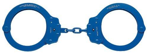 Peerless Handcuff Company Chain Handcuff Model 750, Color-Plated by Peerless Handcuff Company -
