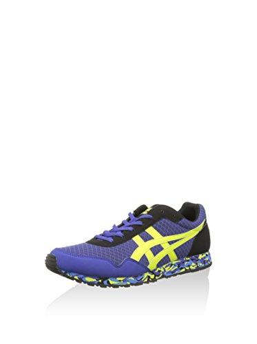 ASICS Curreo, Sneakers Basses adulte mixte Bleu