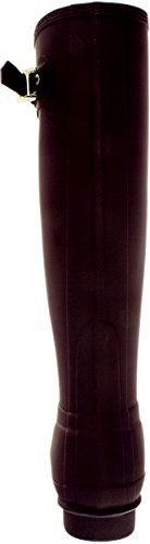 Hunter Original Tall, Damen Stiefel Lila Urchin