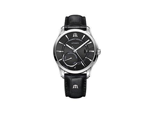 Maurice Lacroix PONTOS POWER RESERVE PT6368-SS001-330-1 Reloj Automático para hombres Clásico & sencillo