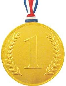 Medaille Aus Schokolade