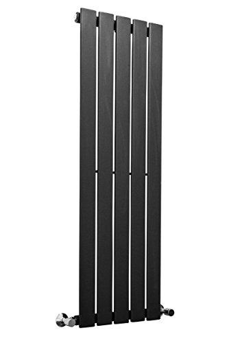 Karlstad Termosifone Doppio Calorifero Elegante Verticale Piatto 1200...