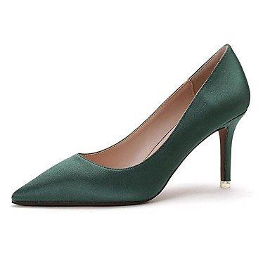 Zormey Frauen Heels Frühling Sommer Herbst Club Schuhe Komfort Stoff Büro & Amp; Karriere Party & Amp; Abendkleid Stiletto Heel Walking US6.5-7 / EU37 / UK4.5-5 / CN37