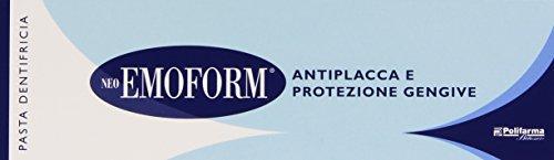 Neo Emoform - Antiplacca e Protezione Gengive, Pasta Dentifricia - 75 ml