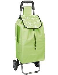 Metaltex Daphne / 415205125 Chariot de courses Vert