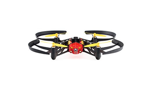 Parrot Airborne Night Drone Blaze rot -