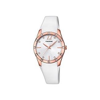 Calypso Reloj Análogo clásico para Mujer de Cuarzo con Correa en Plástico K5714/2