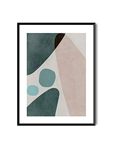 MILUKA Láminas enmarcar colección Geometric | Geometric