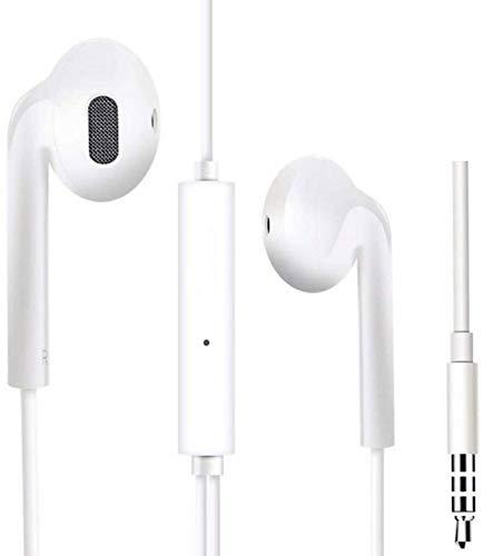Datalact TMHigh Bass in-Ear Earphones with Mic Suitable for Vivo V7 / V7 Plus /v5 /v5 Plus/s1/x27 professional/x27/v15 professional/y91/v9 professional/v11/Y95/ Y91i/Y91/Y15/Y12/Y93/Y81/V15/V15 professional/ Y17/ V9All Models Image 3