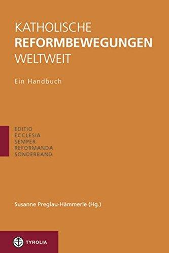 Image of Katholische Reformbewegungen weltweit (ESR - edition ecclesia semper reformanda)