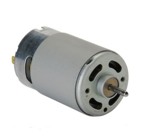 NTL - National Tree Life 12 Volt DC Motor (Multipurpose Brushed Motor For DIY Applications PCB Drill)