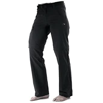 mammut damen trekking outdoor hose outdoorhose wanderhose trekkinghose gramoz zip pants grau gr. Black Bedroom Furniture Sets. Home Design Ideas