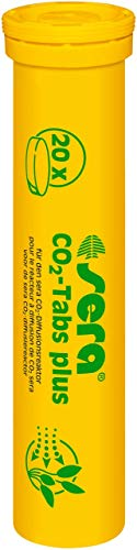Sera 08040de CO2Tabs Plus 20Pastillas Adecuado