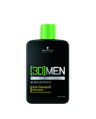 Schwarzkopf Professional [3D]MEN Anti-Dandruff Shampoo 250ml
