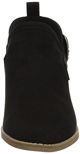 New Look Cap, Bottes Femme Noir (noir)