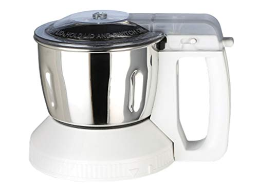 Panasonic Chutney Jar Unit (for Dry/Wet Grinding) AC-300CA, New Range Comes with Unique Safety Interlocking System.400 ML Capacity.