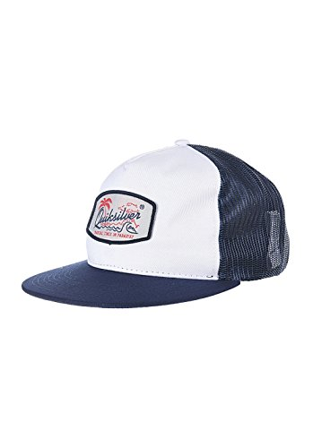 Quiksilver Concentrated M Hats Wbb0, Color: White, Size: 1SZ