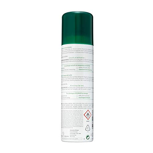 Zoom IMG-2 klorane shampoo secco ortica 150