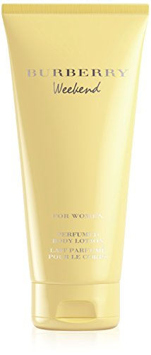 Burberry weekend body lotion lozione corpo donna 200 ml