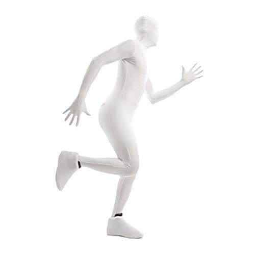 Alle Morphsuits - Morphsuits Überziehschuhe, Einheitsgröße, bunt, Weiá (weiß),