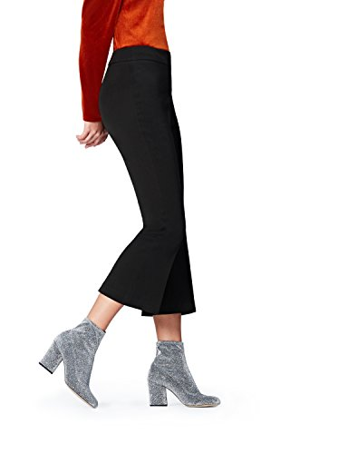 FIND Womens Cropped Flare Trouser