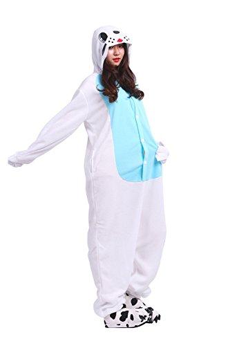 n Pyjamas Onesies-Halloween-Party Kostüm Kigurumi Jumpsuits Sea Lion X-Large (Sea Lion Kostüme)