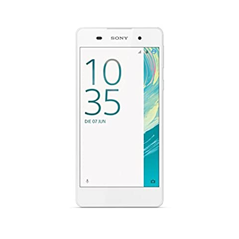 Sony Xperia E5 Smartphone (12,7 cm (5 Zoll) Touch-Display, 16