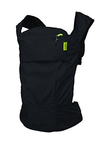 Boba Air - Mochila portabebés, color negro