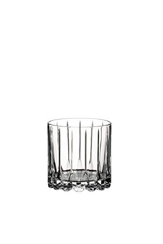 Riedel 6417/02 Getränkespezifisches Glasgeschirr Rocks Glas, klar Riedel Bar