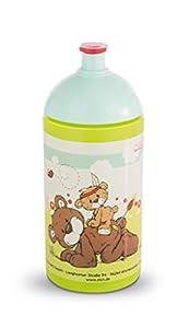 NICI- Sports Bottle Classic Bear, Multicolor (41524)