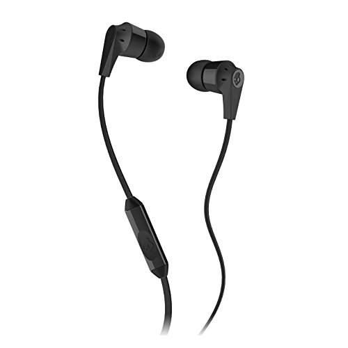Original Skullcandy S2IKDY-003 In-Ear Headphone With Mic (Black)  available at amazon for Rs.899