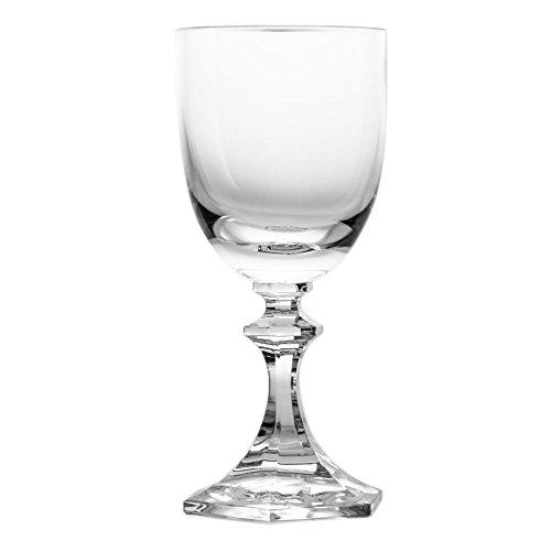 Cristal de Sèvres Margot Set de Verres à vin 6.5x6.5x14.5 cm Transparent