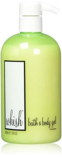 Whish Lemongrass Three Whishes Body Wash -