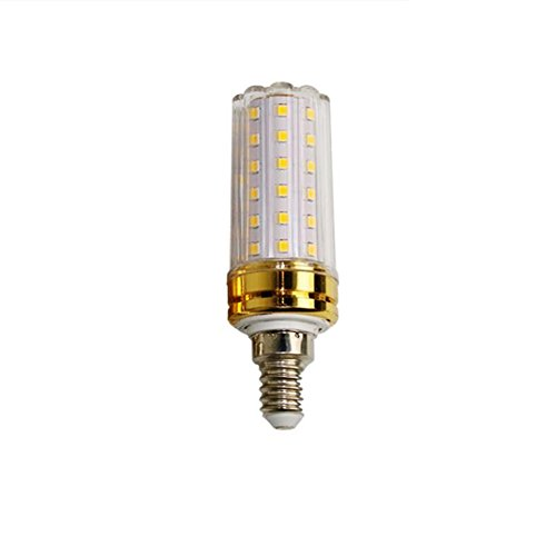 Preisvergleich Produktbild OOFAY Bulbs Light@ E27 Kerze LED Lampe 12W Für Kronleuchter E14/E27 Glühfaden Retrofit Classic 1800 Lumen Ersetzt 120 Watt 6500K Cold White, PC, Nicht Dimmbar, 10Er Pack,E14