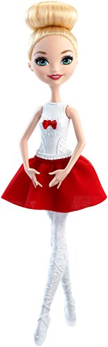 Ever After High Ballet Apple White Doll