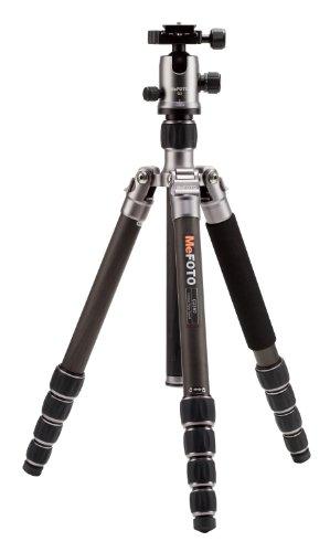 MeFoto GlobeTrotter komp. Stativ kit 2: Carbon Titane