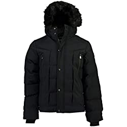 Geographical Norway Chaqueta Hombre Dandy Negro L