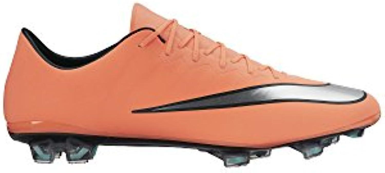 Nike Mercurial Vapor X FG Botas de fútbol de entrenamiento, Hombre