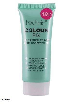 Technic Colourfix Maquillaje Base Correctora PREBASE