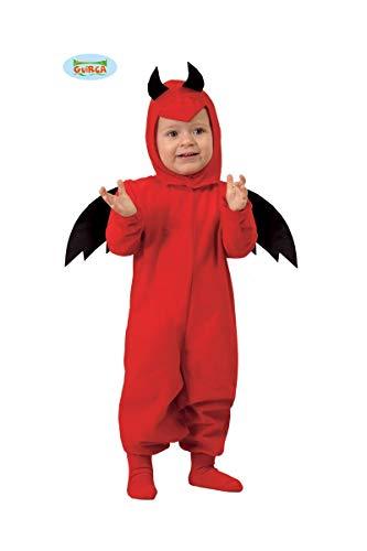 Baby Teufel - Kostüm für Kinder Gr. 86 - 98, ()