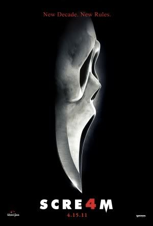 SCREAM 4 - Imported Movie Wall Poster Print - 30CM X 43CM Brand New (Scream 4 Poster)