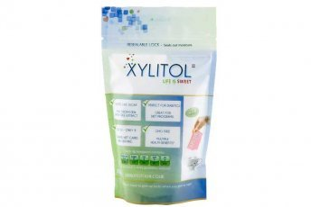 Xylitol édulcorant Pouch 250g