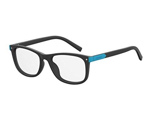 Polaroid Jungen Brillenfassung, Schwarz