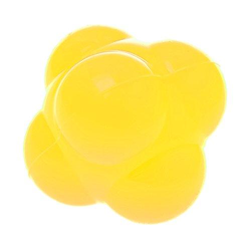 Balle de Réaction pr Formation de Vitesse et Agilité Silicone Outil d'Entraînement