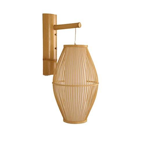 Fmn GYY Wandleuchte Bambus Tür Licht Korridor Wandleuchte Lampe Wandleuchte
