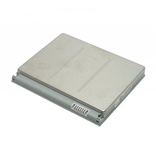 MTXtec Li-Poly Akku 5600mAh, 10.8V, silber für Apple MacBook Pro 2.5GHz 15.4''...