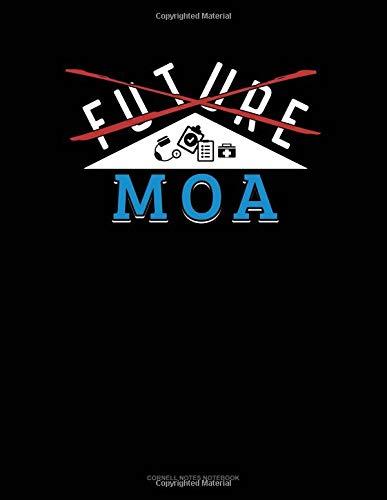 Future Moa: Cornell Notes Notebook por Jeryx Publishing