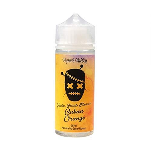 Voodoo CloudsAromakonzentrat Cuban Orange, Shake-and-Vape zum Mischen mit Basisliquid für e-Liquid, 0.0 mg Nikotin